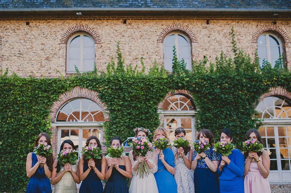 Populaire Elsa & Juan – Wedding Day – Domaine des Evis | UU62