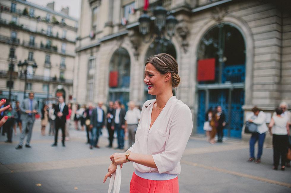 créatrice de jolies robes de mariées à Paris
